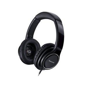 55%以上節約 パナソニック [ブラック] イヤホン・ヘッドホン パナソニック RP-HD5-K [ブラック] 装着方式:両耳 [タイプ:オーバーヘッド 装着方式:両耳 構造:密閉型(クローズド) 駆動方式:ダイナミック型 再生周波数帯域:4Hz~40kHz ハイレゾ:○] 直径40mmHDドライバー搭載ヘッドホン, ファーストドア:ce8ebeb9 --- abizad.eu.org