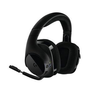 品質は非常に良い ロジクール Wireless ヘッドセット Logicool G533 Gaming Wireless DTS 7.1 7.1 Surround Gaming Headset [ヘッドホンタイプ:オーバーヘッド 装着タイプ:両耳用] ワイヤレスに対応した7.1chゲーミングヘッドセット, 暮らしの杜 横濱:52eb8ee9 --- ardhaapriyanto.com