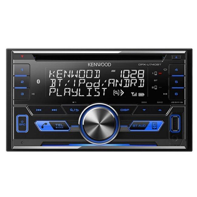 ケンウッド カーオーディオ DPX-U740BT [タイプ:...|YOU PLAN ...