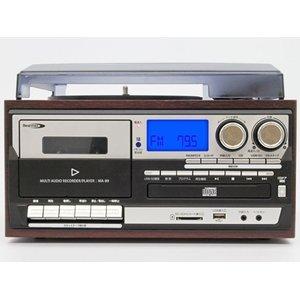保障できる クマザキエイム コンポ コンポ MA-89 [対応メディア:CD/CD-R MA-89/RW/カセットテープ/レコード 最大出力:6W], バッグとスマホポーチかばん創庫:530d8c47 --- abizad.eu.org
