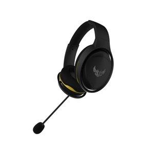 高価値 ASUS ヘッドセット TUF Gaming ASUS H5 [ヘッドホンタイプ:オーバーヘッド TUF ヘッドセット プラグ形状:USB/ミニプラグ 片耳用/両耳用:両耳用 ケーブル長さ:1.2m] 高耐久なゲーミングヘッドセット, CosmeRafio:093e209b --- ancestralgrill.eu.org