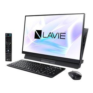 再再販! NEC デスクトップパソコン LAVIE Desk All-in-one DA770/MAB PC-DA770MAB [画面サイズ:23.8インチ CPU種類:Core i7 8565U(Whiskey Lake) メモリ容量:8GB ストレージ容量:HDD:3TB + 16GB Optaneメモリ OS:Windows 10 Home 64bit], CRAFT HOUSE 4f07ea12