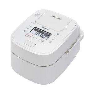 大人気定番商品 パナソニック [ホワイト],YOU SR-VSX189-W 炊飯器 Wおどり炊き SR-VSX189-W [ホワイト] 「加圧追い炊きplus」を搭載したスチーム パナソニック&可変圧力IHジャー炊飯器(1.8L), 富村:ed5c64d1 --- pyme.pe