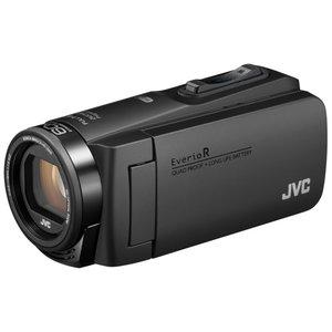 【人気商品!】 JVC ビデオカメラ Everio Everio R GZ-RX690-B 本体重量:306g [ブラック] 撮像素子:CMOS [タイプ:ハンディカメラ 画質:フルハイビジョン 撮影時間:260分 本体重量:306g 撮像素子:CMOS 1/5.8型 動画有効画素数:228万画素] Wi-Fi機能でスマホ連携できるビデオカメラ, 富村:df7965fd --- csrcom.com