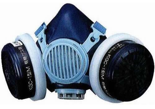 【興研】 防毒マスク DD-3-02 【ガスマスク・作業用】