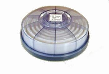 【興研】 防塵マスク用交換アルファリングフィルタ LAS-1(1121R/1191D用) (2個/1組) 【粉塵・作業用・医療用】