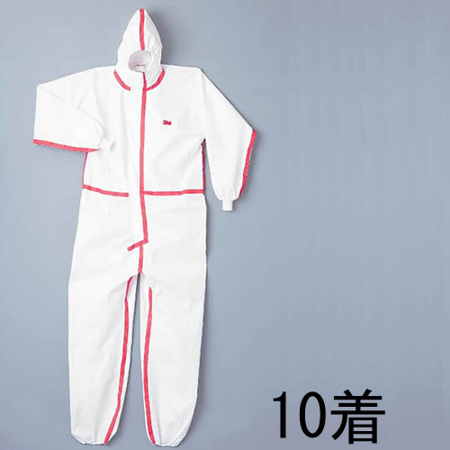 【防護服/保護服/作業服】 3M/スリーエム 4560(10着)
