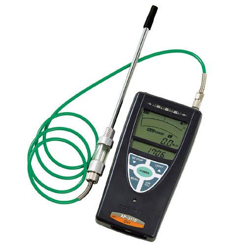 【新コスモス電機】携帯用可燃性ガス検知器 コスモテクターXP-3110【タンク内点検・可燃性ガス点検】