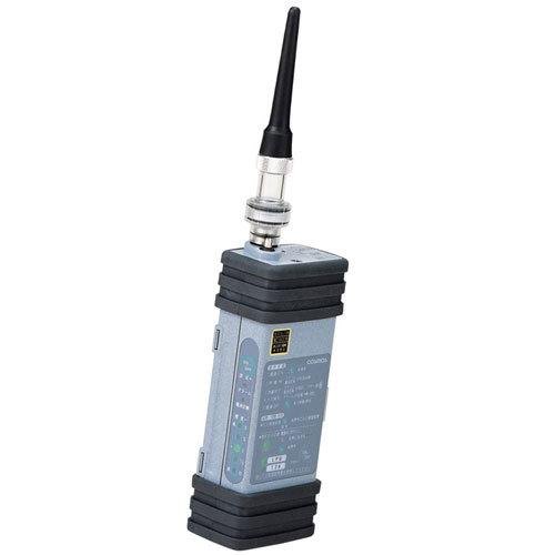 【新コスモス電機】携帯用高感度可燃性ガス検知器 XP-702II Z-A【ガス漏洩検査・都市ガス点検・LPガス点検】