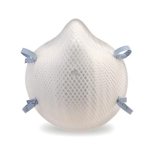 【モルデックス】使い捨て式防塵マスク 2207DS2 Mサイズ(20枚入)【粉塵・作業用・医療用】