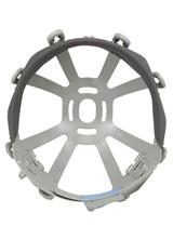 【タニザワ】 PC素材ヘルメット ST#161V-SH (ライナー入)【安全用・工事用・高所作業用・防災】