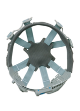【タニザワ】 FRP素材ヘルメット ST#1790-GPZ (ライナー入)【安全用・工事用・高所作業用・防災】
