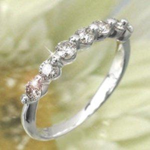 【良好品】 【送料無料】ダイヤモンドリング 指輪 0.50ct K18ゴールド 18金 エタニティリング 7石 18金 ハーフエタニティリング 7石 指輪 18金 レディース K18ゴールドダイヤモンドリング指輪, 最新の激安:affa9c2b --- andworks.com