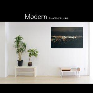 【本日特価】 【日本製】アートボード/アートパネル Photogram フォトグラム 絵画や写真をアルミフレームで表現するインテリアコーディネイト。壁に飾る、壁紙 額縁 ウォールステッカー 壁掛け フォトフレームと合わせお部屋のイメージアップ!風景_夜景_20130728-043, オオガキシ 1094c8b8