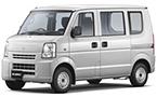 エブリイDA64V系で車中泊ならカーテンよりサンシェード