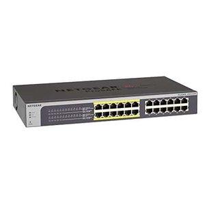 お歳暮 NETGEAR スイッチングハブ ギガビット24ポート(PoE12ポート15.4W/全体100W) IGMP/VLAN QoS IGMP LAG/電源内蔵 NETGEAR/オフィス/無償永久保証 JGS524PE-100AJS, 機援隊:87caf1ee --- frmksale.biz