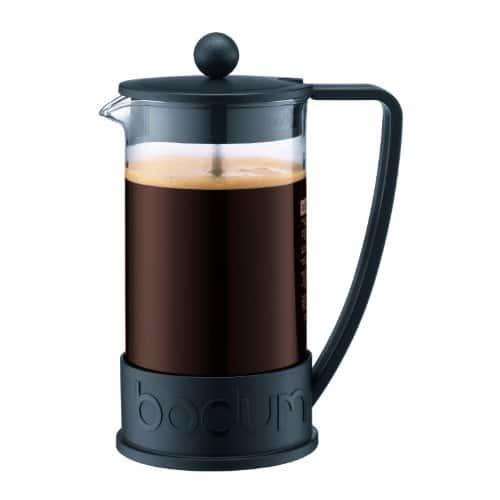 プレス コーヒー フレンチ フレンチプレスに合わせたコーヒー豆の挽き方とは