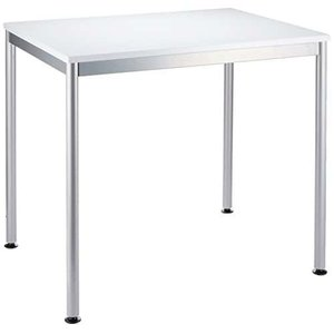 【初回限定お試し価格】 ナカバヤシ テーブル ナカバヤシ オフィスデスク パソコンデスク 80x60cm 80x60cm ホワイト テーブル HEM-8060W, REALDRIVE:05851fd4 --- bit4mation.de