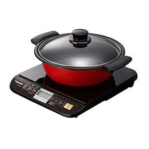 今年も話題の パナソニック パナソニック 鍋付き IH調理器 鍋付き ブラック ブラック KZ-PG33-K, 野津町:152aa829 --- abizad.eu.org