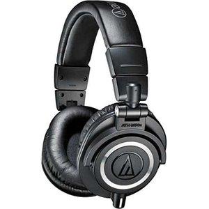 【おトク】 audio-technica プロフェッショナルモニターヘッドホン audio-technica ATH-M50x ブラック, under wear yans:876af287 --- sidercomsrl.com.ar