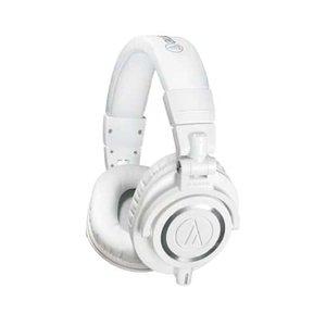 当店在庫してます! audio-technica プロフェッショナルモニターヘッドホン ホワイト ATH-M50xWH, 三池郡 383131af