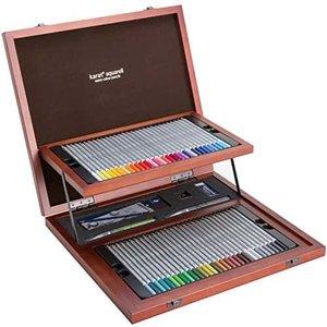 独創的 ステッドラー 色鉛筆 クリエイティブボックス カラト アクェレル 水彩 125 W60-1, 内浦町 25f7479b