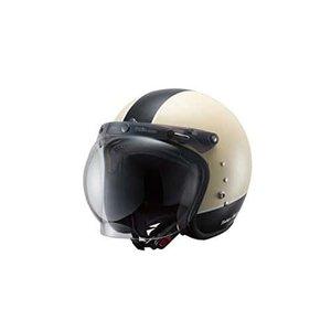 非常に高い品質 OWL(アウル) TT380 ハイブリッドスモールジェットヘルメット ビンテージアイボリー フリーサイズ HSJ-VIV, イービレッジ 7540e4f8