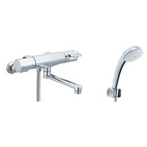 【おすすめ】 LIXIL(リクシル) INAX 浴室用 壁付 サーモスタット付シャワーバス水栓 エコフルシャワー 壁付 防カビホース RBF-714 SEN, 可愛いエコバッグ AIRY&CO.:4ba094c0 --- abizad.eu.org
