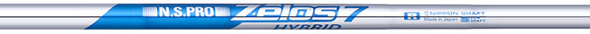 N.S.PRO Zelos7-HYBRID スチールシャフト