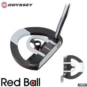 最も  [2018年モデル] オデッセイ Red レッドボール Ball Ball レッドボール パター [日本正規品] ODYSSEY [2018年モデル] RED BALL, 泉区:82583494 --- jeux-mamuse.fr