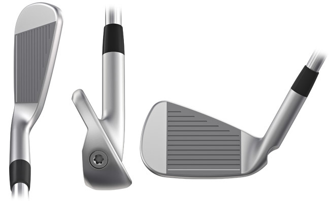 PING GOLF i500 IRON VIEW