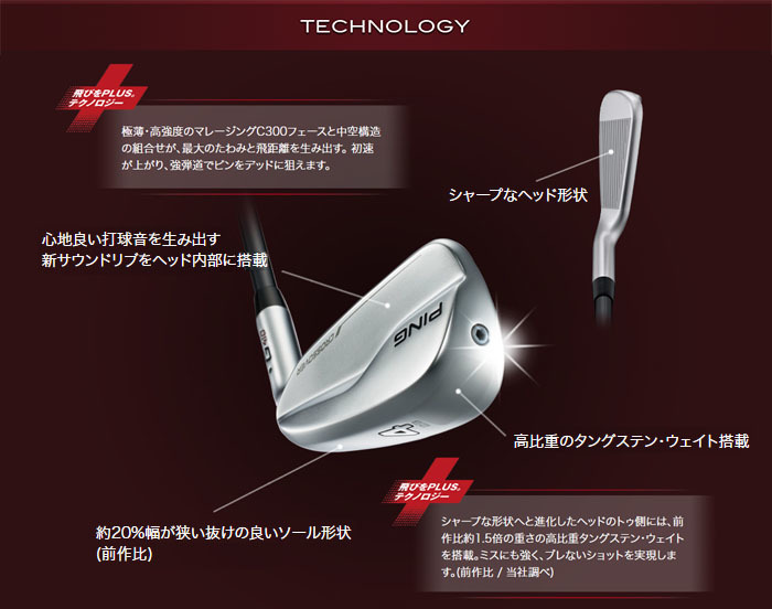 PING G410 CROSSOVER TECHNOLOGY