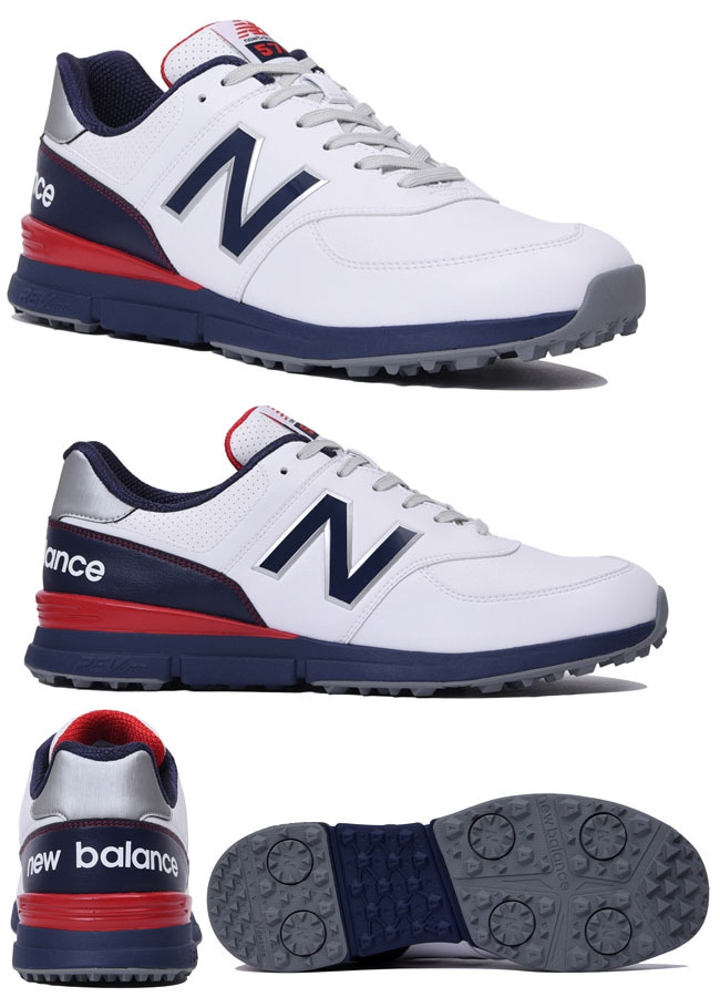 NEW BALANCE GOLF MGS574 v2 TRICOLOR