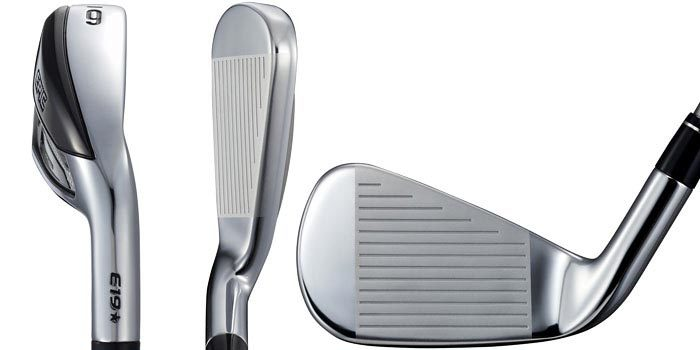 CALLAWAY EPIC FORGED STAR IRON VIEW