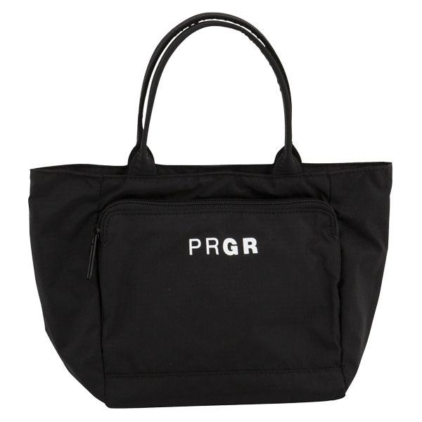 [2019年モデル] PRGR プロギア スタンダードモデル ラウンドトートバッグ PMT-104 BK ブラック