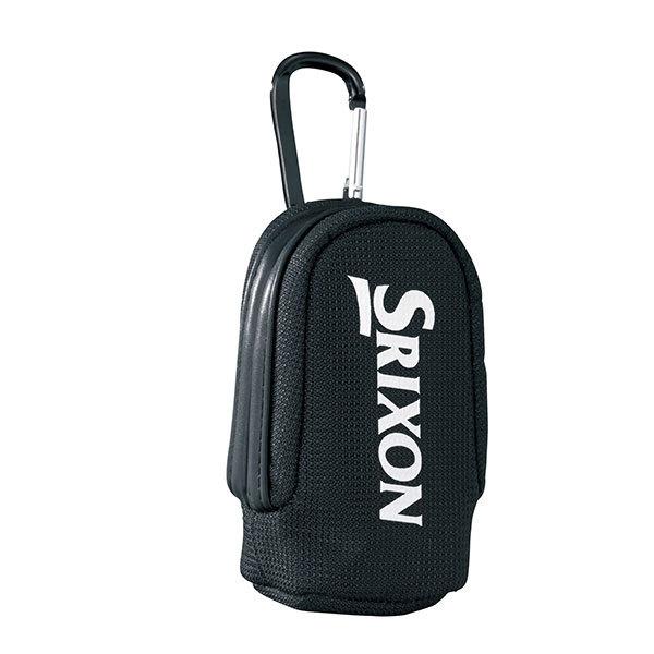 [2019年モデル] ダンロップ SRIXON スリクソン ボールポーチ GGF-B2019 ブラック