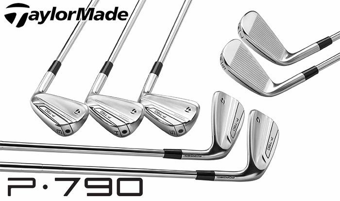 TAYLORMADE ALL NEW P790 IRON
