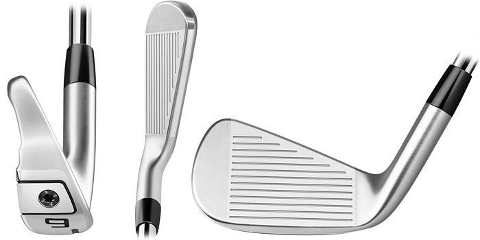 TAYLORMADE NEW P790 IRON VIEW
