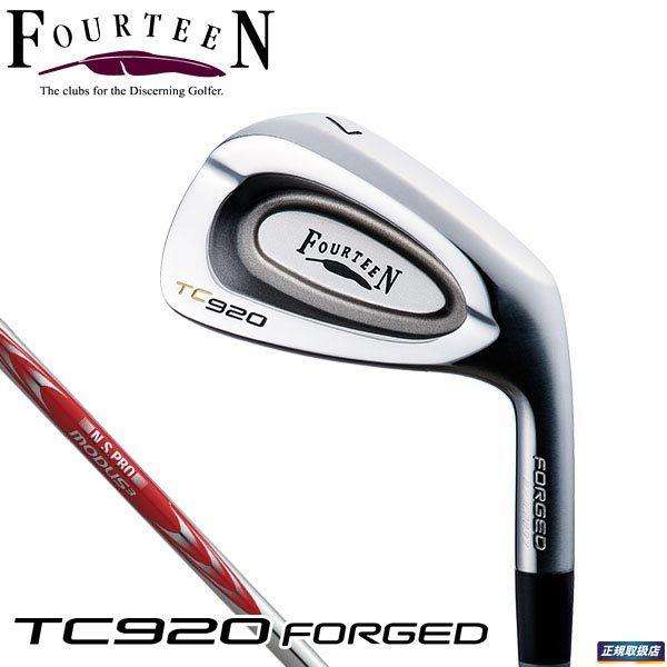 FOURTEEN GOLF TC920 FORGED iron