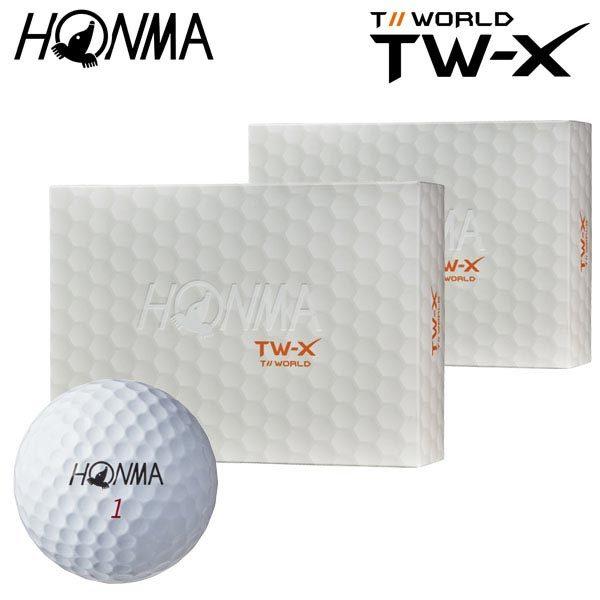 HONMA GOLF TOURWORLD TWX BALL