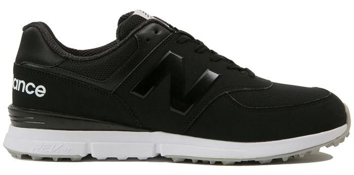 NEW BALANCE GOLF MGS574 v2 BLACK view2