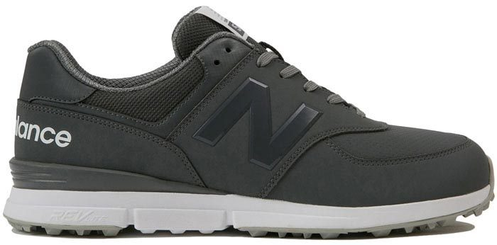 NEW BALANCE GOLF MGS574 v2 CHARCOAL view1