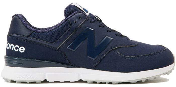 NEW BALANCE GOLF MGS574 v2 NAVY view1