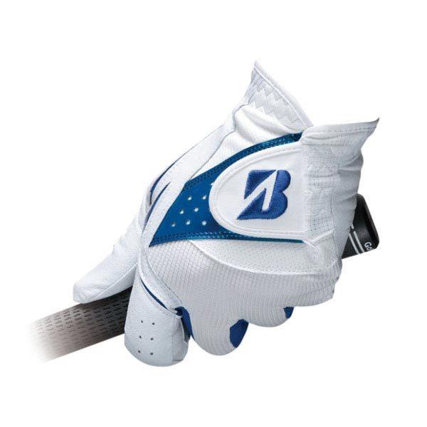 [2020年モデル] ブリヂストン TOUR B ツアーB ユニセックス WATER COOL ウォータークール ゴルフグローブ GLB07J WH ホワイト