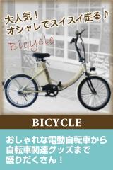 人気No.1の電動アシスト自転車