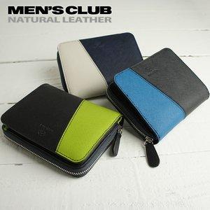 4c41c7a7d713 mchl-003. MEN'S CLUB · 3,000円~4,999円 · 二つ折り財布 ...