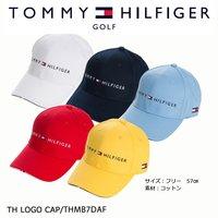 eaa1d123db7  TOMMY HILFIGERトミーヒルフィガー  THMB7DAF  TH LOGO CAP