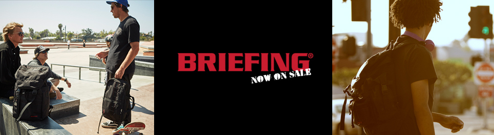 BRIEFING ブリーフィング