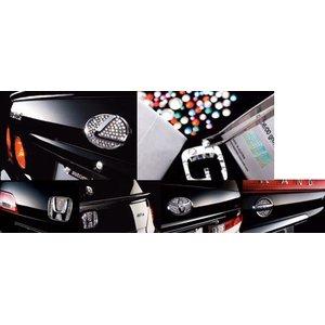 【き】 ギャルソン D.A.D ラグジュアリークリスタルシンボルオーナメント トヨタ アリスト JZS14#