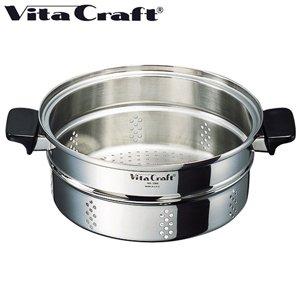 【国内発送】 Vita JAN: Craft Craft Vita ビタクラフト 大蒸し器|3306| JAN: 4973673333064【送料無料】 プレゼント ギフト おすすめ ラッピング 無料, アザイチョウ:9a52cd37 --- ccnma.org